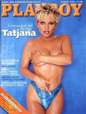 Playboy Germany - August 1998