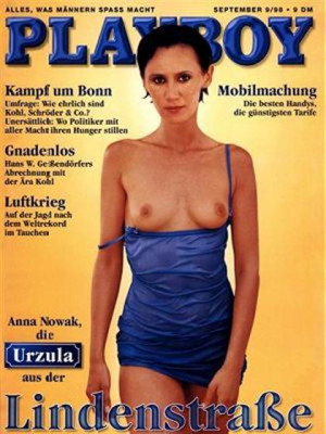 Playboy Germany - Sep 1998