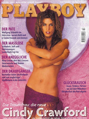 Playboy Germany - October 1998