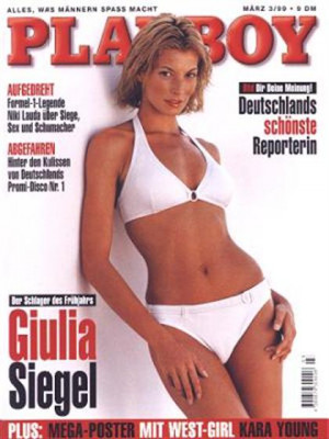 Playboy Germany - March 1999