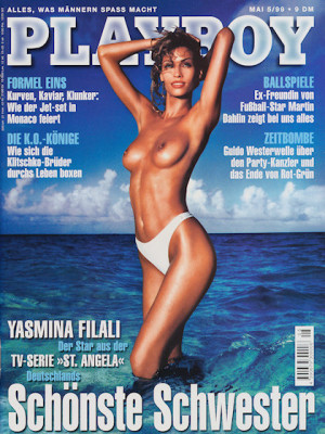 Playboy Germany - May 1999
