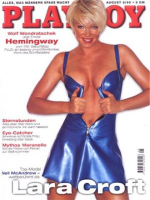 Playboy Germany - August 1999