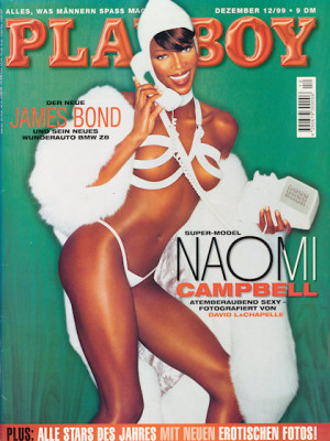 Playboy Germany - Dec 1999