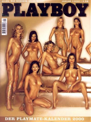 Playboy Germany - January 2000