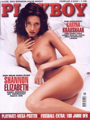 Playboy Germany - Feb 2000