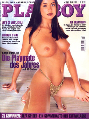 Playboy Germany - July 2000