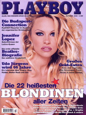 Playboy Germany - October 2000