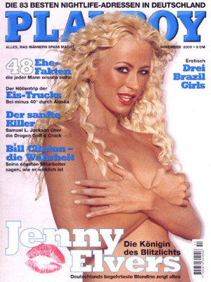 Playboy Germany - Nov 2000