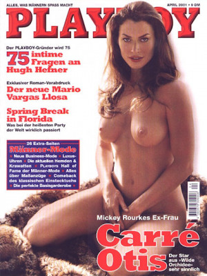 Playboy Germany - April 2001