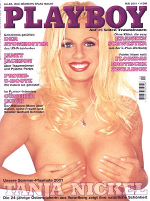 Playboy Germany - May 2001