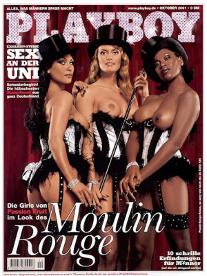 Playboy Germany - October 2001