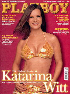 Playboy Germany - Dec 2001