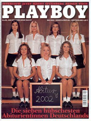Playboy Germany - May 2002