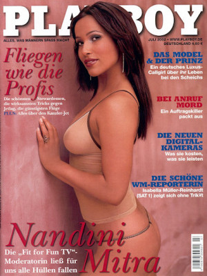 Playboy Germany - July 2002