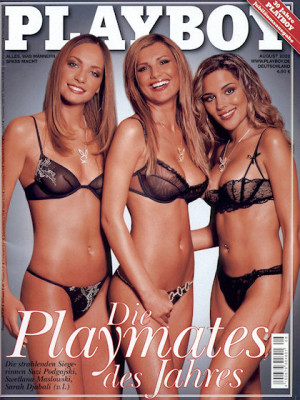 Playboy Germany - August 2002