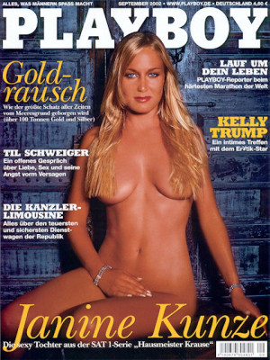 Playboy Germany - Sep 2002
