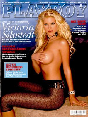 Playboy Germany - Nov 2002