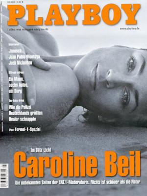 Playboy Germany - March 2003