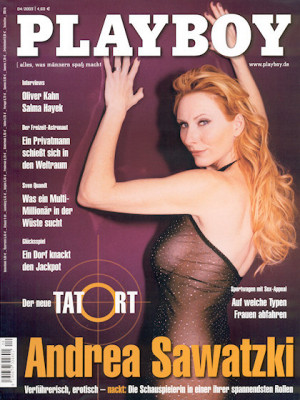 Playboy Germany - April 2003