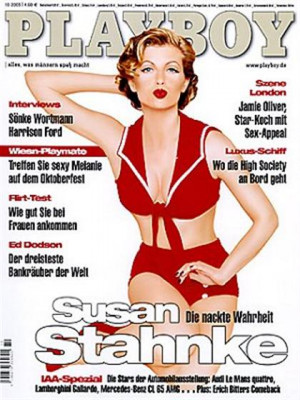 Playboy Germany - October 2003
