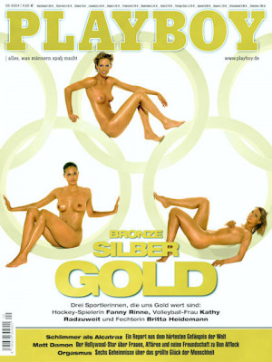 Playboy Germany - Sep 2004