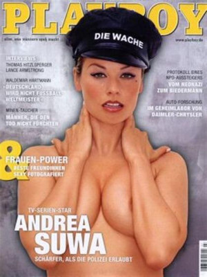Playboy Germany - July 2005