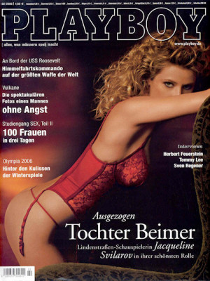 Playboy Germany - Feb 2006
