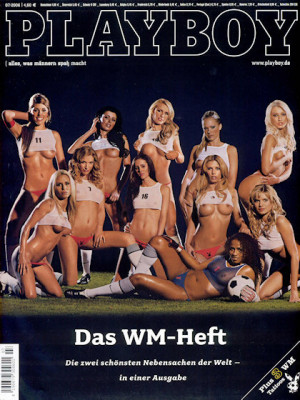 Playboy Germany - July 2006