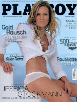 Playboy Germany - Nov 2006