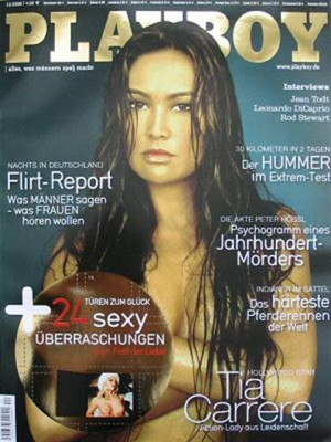 Playboy Germany - Dec 2006