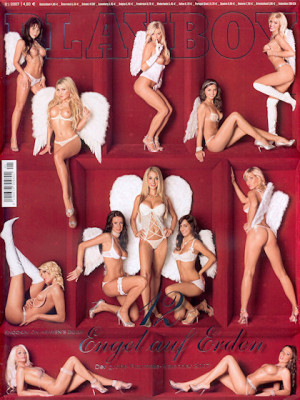 Playboy Germany - January 2007