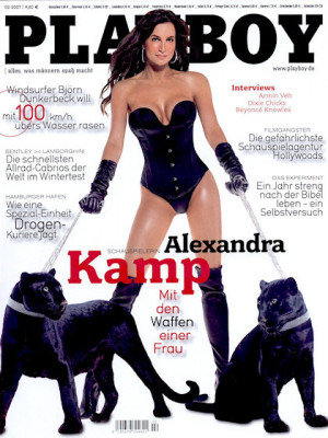 Playboy Germany - Feb 2007