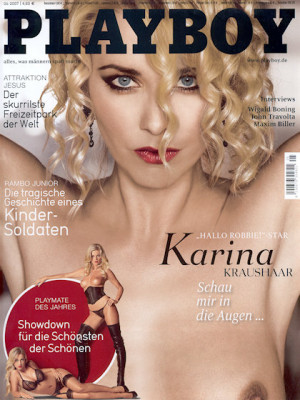 Playboy Germany - May 2007
