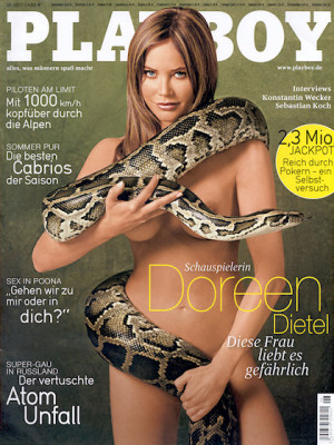 Playboy Germany - June 2007