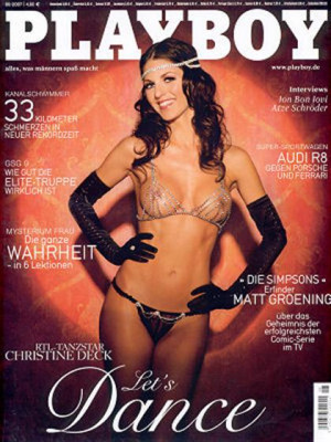 Playboy Germany - August 2007