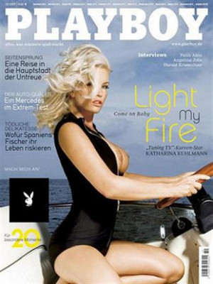 Playboy Germany - October 2007