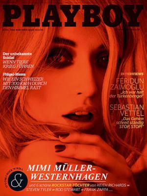 Playboy Germany - May 2009