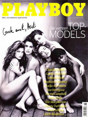 Playboy Germany - June 2009