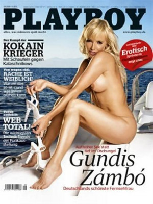 Playboy Germany - Sep 2009