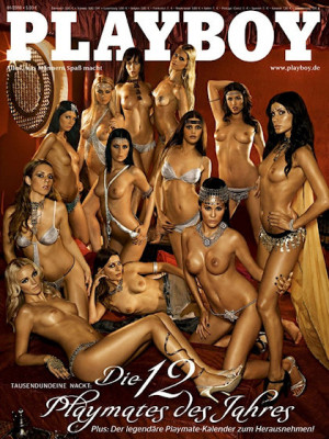 Playboy Germany - January 2010