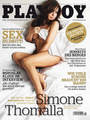 Playboy Germany - Feb 2010