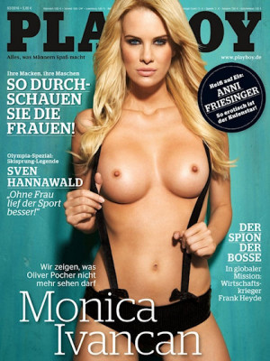 Playboy Germany - March 2010