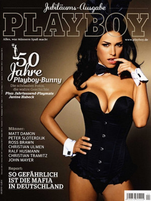 Playboy Germany - April 2010
