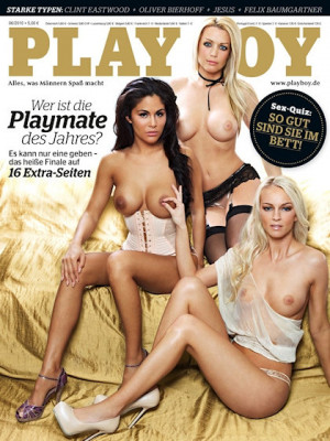 Playboy Germany - June 2010