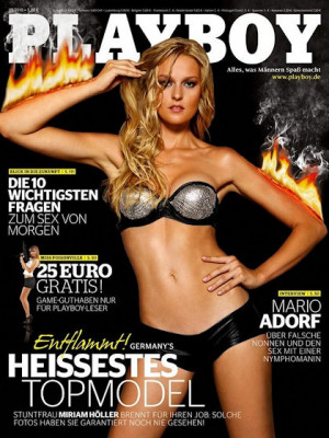 Playboy Germany - Sept 2010