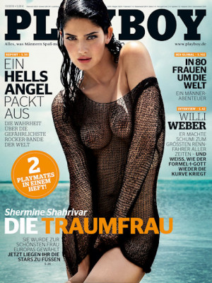 Playboy Germany - October 2010