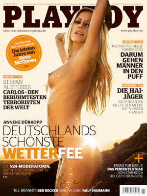 Playboy Germany - Nov 2010