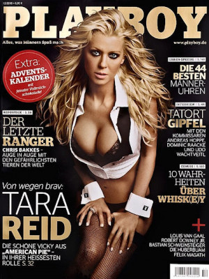 Playboy Germany - Dec 2010
