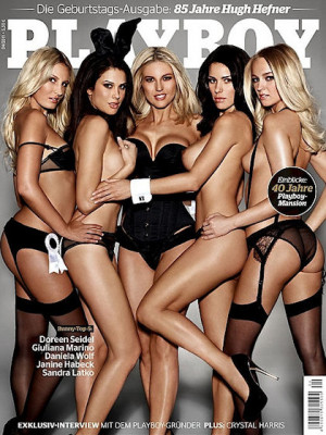 Playboy Germany - April 2011