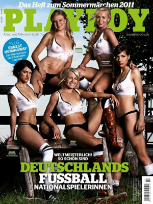 Playboy Germany - July 2011